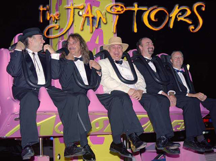 The Janitors at The Urbanna Oyster Festival