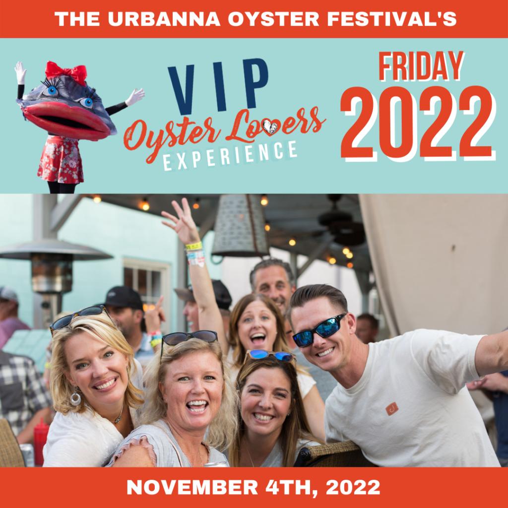 2022 VIP Experience Friday